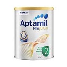 Aptamil 澳洲愛他美白金嬰兒奶粉 2段 900g 4起購(保稅倉發貨)