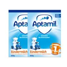 德國 Aptamil愛他美 1+段(12-24個月寶寶) 600g(保稅倉發貨)(2件裝)