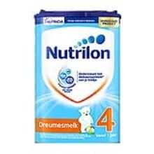 荷蘭 牛欄Nutrilon 4段 800g (新包裝)(2件裝)(保稅倉發貨)