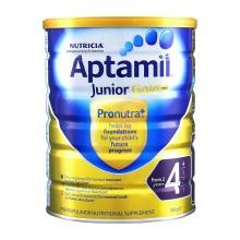 新西兰Aptamil爱他美婴儿奶粉4段(2周岁以上宝宝) 900g(保税仓发货)