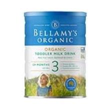 Bellamys 贝拉米婴儿奶粉3段900g(新版本)(6件装)(保税仓发货)