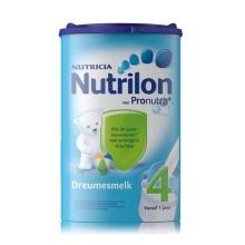 荷兰Nutrilon牛栏奶粉4段(12-24个月宝宝) 800g【2盒起发】(保税仓发货)(2 件起购)