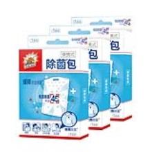 威王除菌包便携防病毒抑菌消毒防护含氯除菌卡 3包装