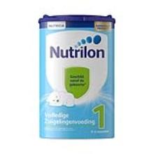荷兰 牛栏Nutrilon 1段 800g (新包装)(4件装)(保税仓发货)