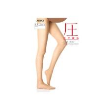 日本厚木ATSUGI压系列FP6892春夏用分段压力丝袜连裤袜 433#裸米色L-LL 1双装(保税仓发货)