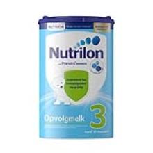 荷蘭 牛欄Nutrilon 3段 800g (新包裝)(4件裝)(保稅倉發貨)