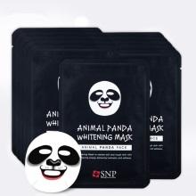 韩国SNP 动物面膜 熊猫美白保湿   25ml*10  (2件起购)