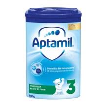 德國Aptamil愛他美 奶粉 3段(10-12個月寶寶)800g(4件裝)(保稅倉發貨)