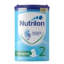 荷蘭 Nutrilon牛欄 較大嬰兒配方奶粉2段易樂罐 6-10月齡 800g(保稅倉發貨)(2件裝)