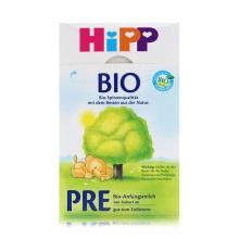 德国Hipp Bio喜宝有机新生儿奶粉Pre段(0-3个月宝宝)600g(保税仓发货)(2 件起购)
