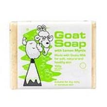 澳大利亚Goat Soap纯手工山羊奶皂100g 柠檬味(保税仓发货)3块起购