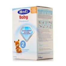 荷兰Hero Baby 奶粉 2段(6-10个月宝宝)800g(2件装)(保税仓发货)