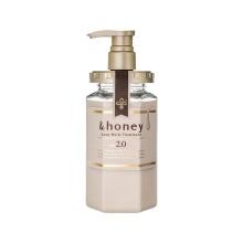 日本&honey安蒂花子水感丰盈滋养护发素445g(内蒙古、海南、西藏、新疆不发货)