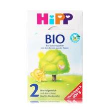 德国Hipp Bio喜宝 有机奶粉 2段(6-10个月宝宝)800g(保税仓发货)(2件装)