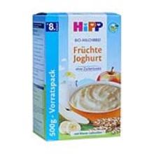 德国HiPP喜宝有机酸奶益生菌水果米粉500g(保税仓发货)(2件起购)