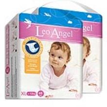 LEO ANGEL(狮子座天使)婴儿纸尿裤XL48*2包