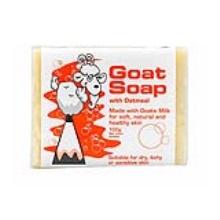 澳大利亚Goat Soap纯手工山羊奶皂100g 燕麦味(保税仓发货)3块起购