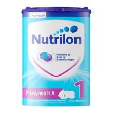 荷兰牛栏Nutrilon Prosyneo 适度水解1段 750g 2件起购(保税仓发货)