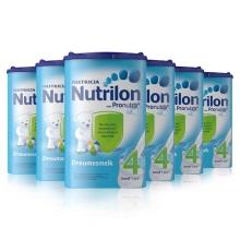 荷兰Nutrilon牛栏奶粉4段(12-24个月宝宝) 800g(保税仓发货)(6件装)
