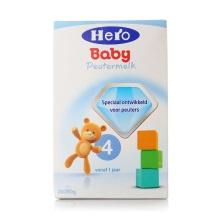 荷兰Hero Baby美素奶粉4段(12-24个月宝宝)700g(保税仓发货)(2 件起购)