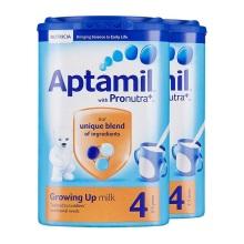 英国Aptamil爱他美婴儿奶粉4段(2-3周岁宝宝)800g(保税仓发货)(2 件起购)