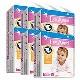 LEO ANGEL(狮子座天使)婴儿纸尿裤L54*6包3.19—3.25活动期间赠送迪卡侬背包1个+儿童无比滴1盒