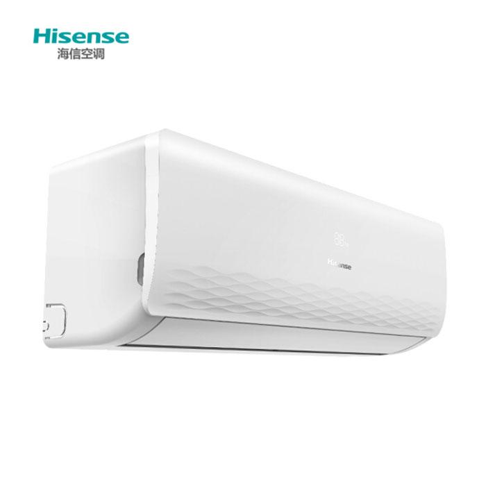 海信 家用空调kfr-26gw/e36a1(1n17) 冷暖1p